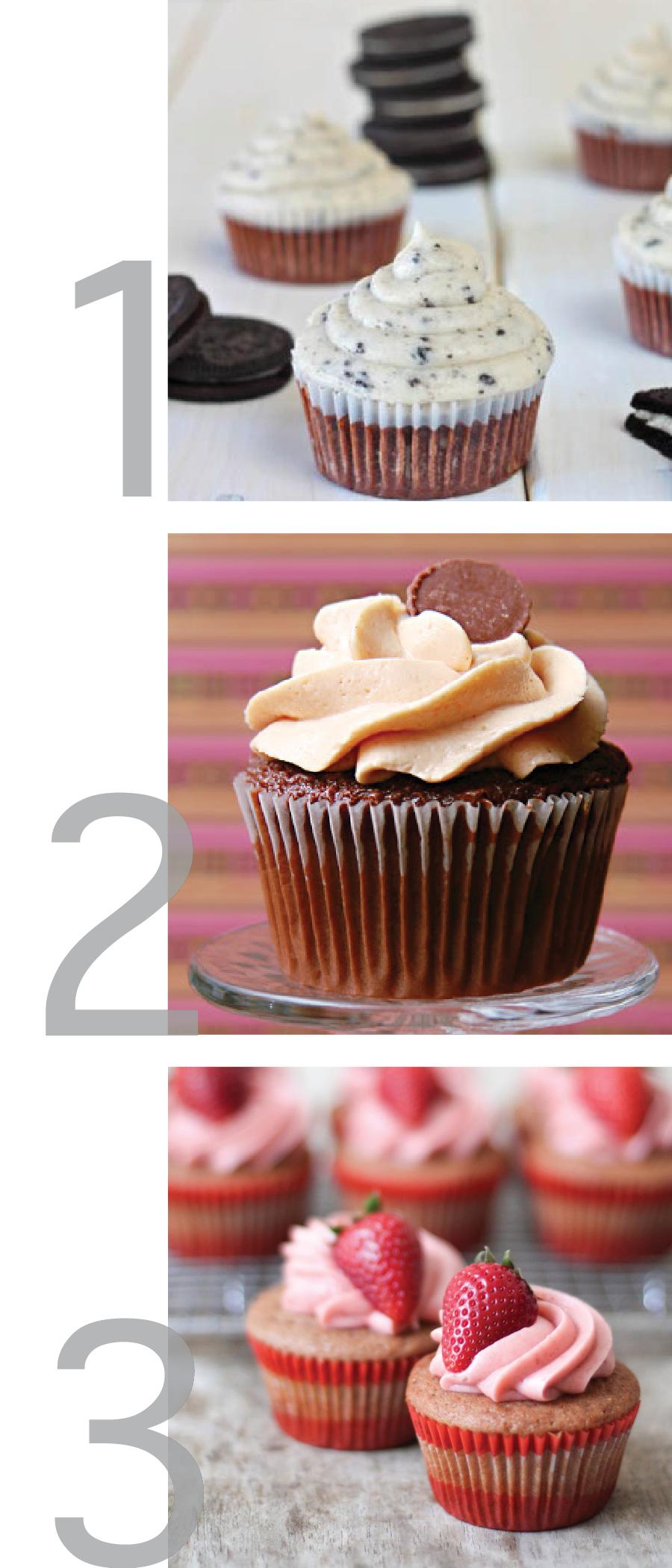Weekly Pinspiration: Cupcakes